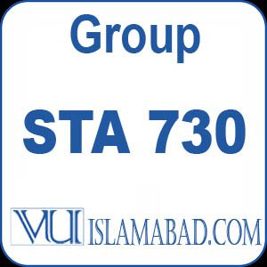 STA730 – Advance Research Methods