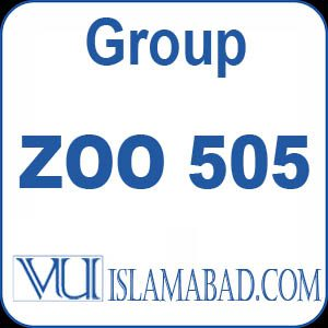 ZOO505 – Cell and Molecular Biology